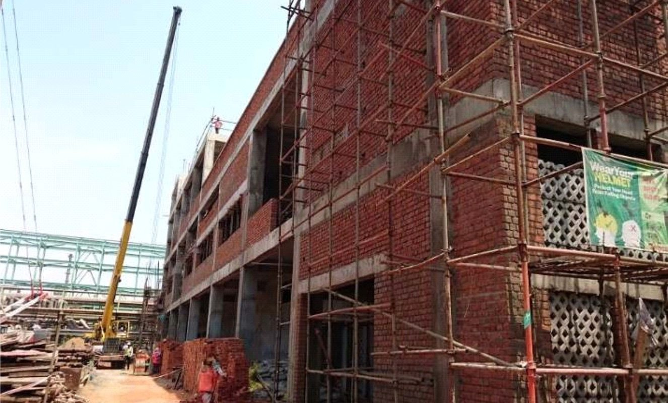 Civil & Structural Work : CPCL
