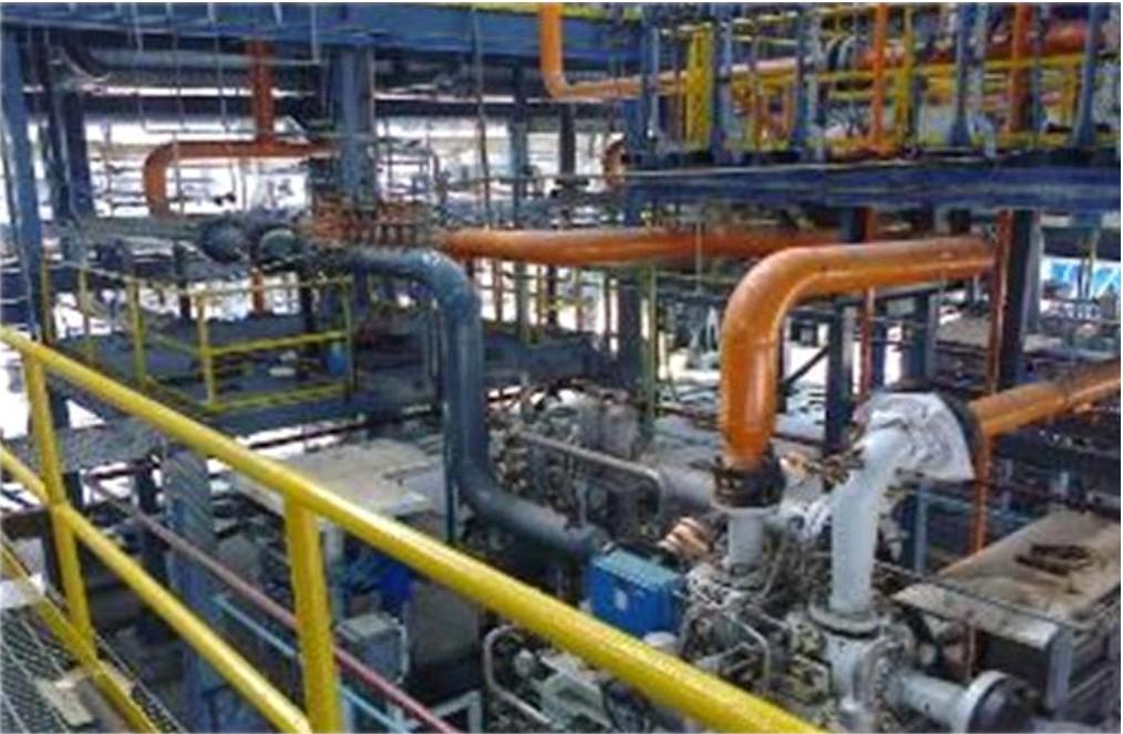 Mechanical & Piping : GSPC Onshore Terminal