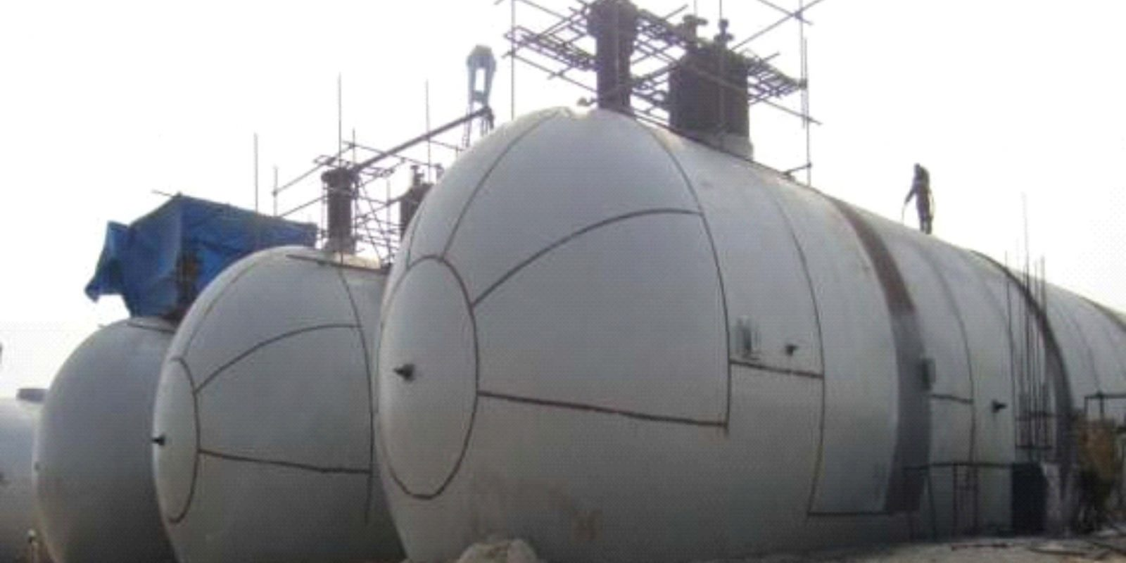 Fabrication & Erection of Storage Facilities for Paradip Refinery BOOT-3