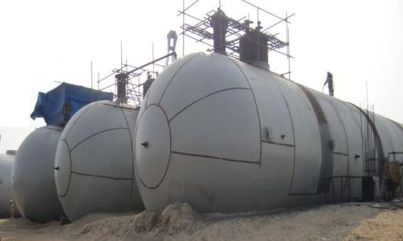 Storage Facility Paradip Refinery