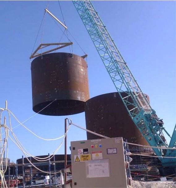 Storage Tanks : ABU DHABI
