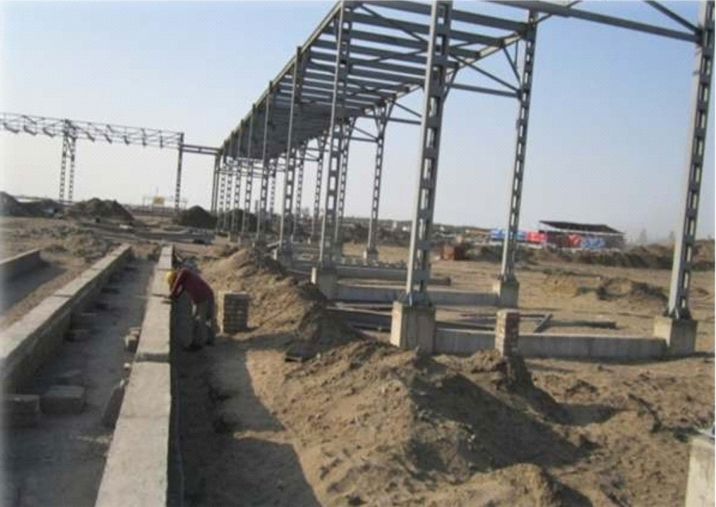 Tank Pad Foundation and Allied Civil & Structural